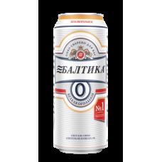 "Пиво б/алк ""Балтика №0"""