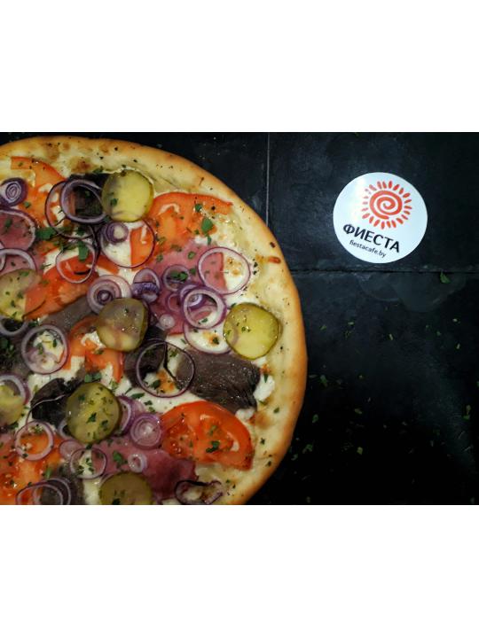 Пицца Фиеста (фирменная) 1/500