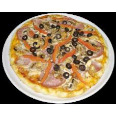 Пицца Сытная 1/500